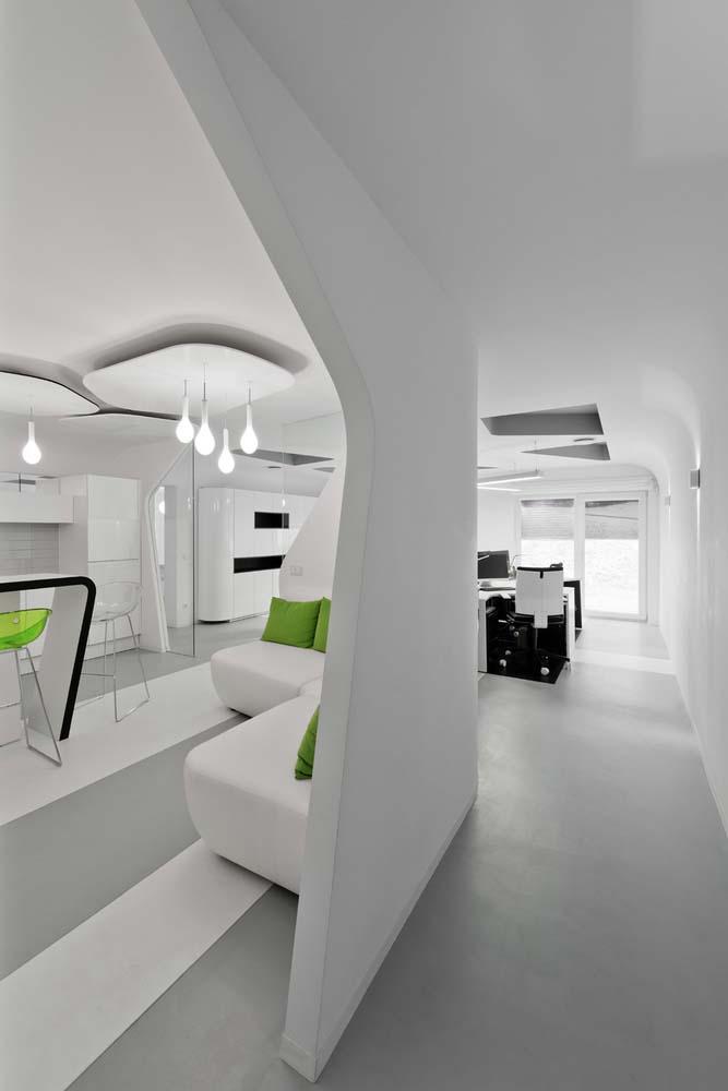 小型办公室装修设计图