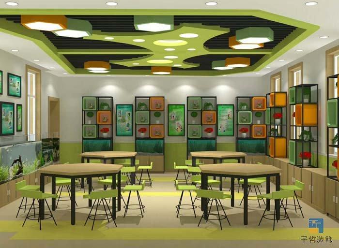 学校教室,培训中心设计思路